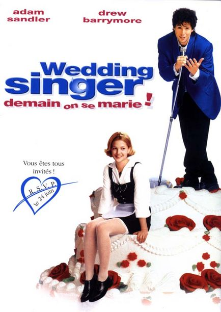 Wedding Singer – Demain on se marie !